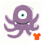 Cartoon Theme - Happy Monster 1.0.1