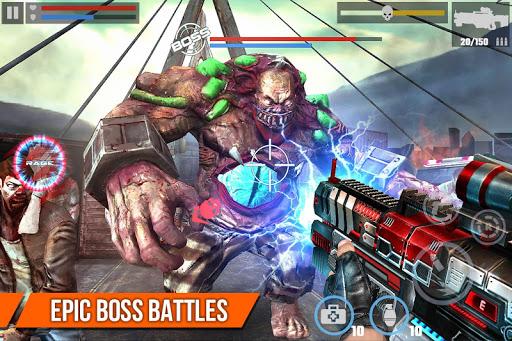 DEAD TARGET: Zombie Offline - Shooting Games 4.48.1.2 screenshots 8