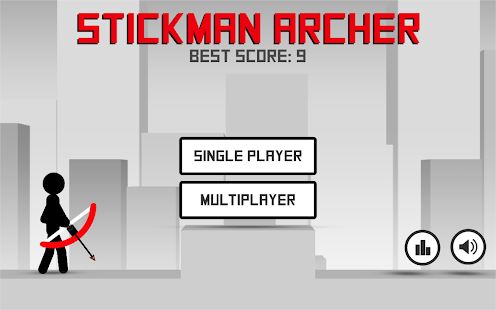 Stickman Archer- screenshot thumbnail