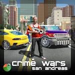 Crime Wars S. Andreas Icon
