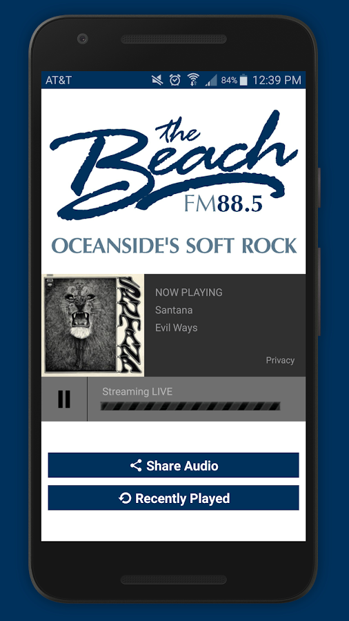 88.5 The Beach- screenshot