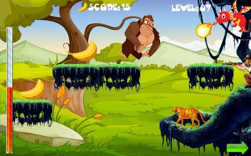 Monkey King Banana Escape