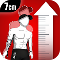 Height Increase after 18 -Yoga Exercise, Be Taller icon