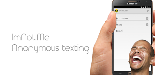 🔥 ImNot Me Anonymous texting - Apps on Google Play