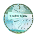 Beautiful Lakes GO Keyboard icon
