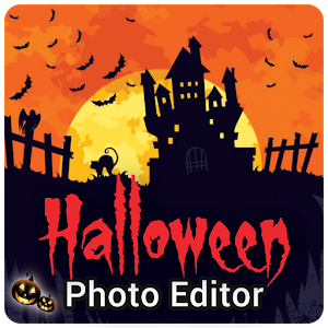 Halloween Photo Editor-Makeup-Sticker