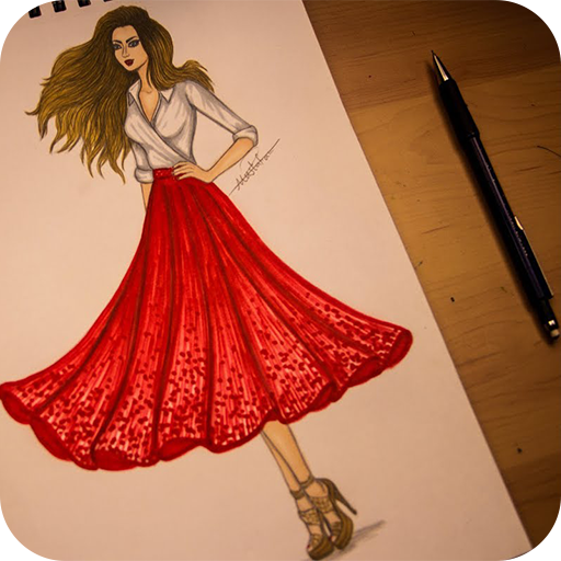 Learn To Draw Dresses Apps On Google Play