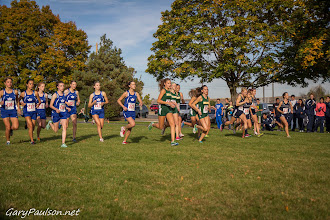 Photo: Varsity Girls 4A Mid-Columbia Conference Cross Country District Championship Meet  Buy Photo: http://photos.garypaulson.net/p556009210/e4853af80