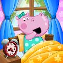 Good morning. Educational kids games icon