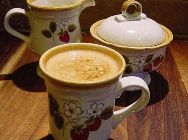 Orange Cappuccino Recipe