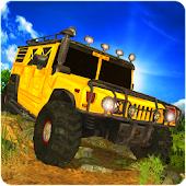 Off  Road driving : Hill Drive 4x4 game