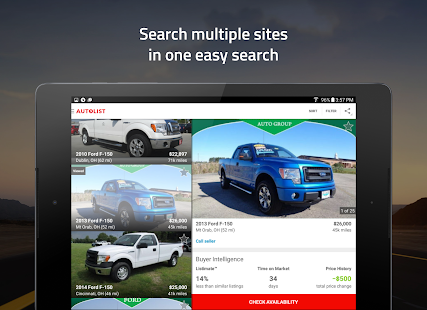 Used Cars and Trucks for Sale- screenshot thumbnail