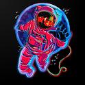Astronaut Wallpaper icon