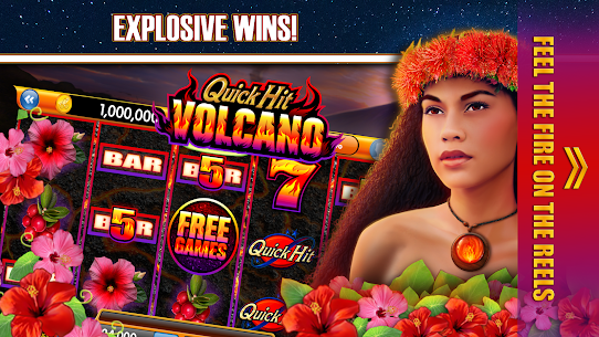 Quick Hit Casino Slots – Free Slot Machines Games App Download For Android and iPhone 6
