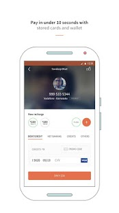 Mobile Recharge & Wallet- screenshot thumbnail