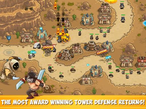 Kingdom Rush Frontiers apkdebit screenshots 6