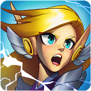 Download Game Game LightSlinger Heroes: Puzzle RPG v3.1.5 MENU MOD APK Mod Free