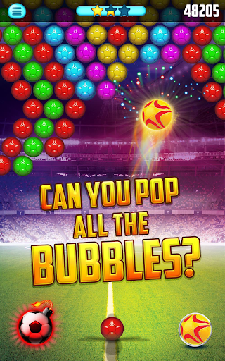 Football Bubble Shooter EURO16