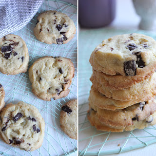 Espresso Chocolate Chip Cookie.