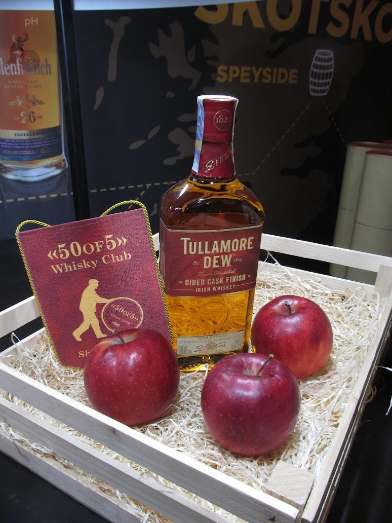 Tullamore Dew Cider