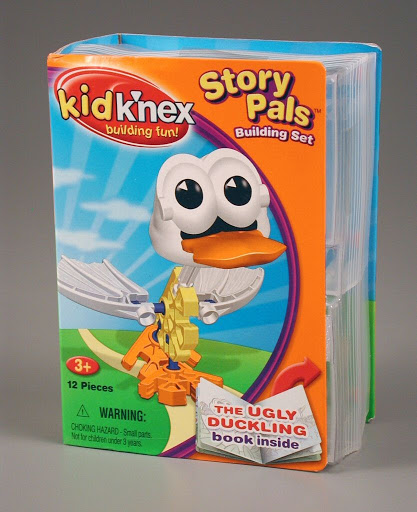 Figure | duck | play set | book:kidk'nex