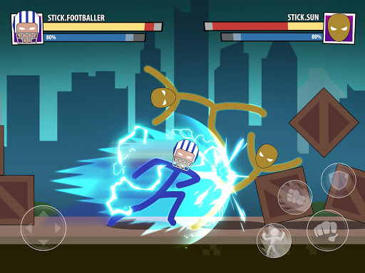 Mask of Stick: Superhero 1.0.4 screenshots 8