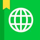 NAVER Global Phrasebook icon