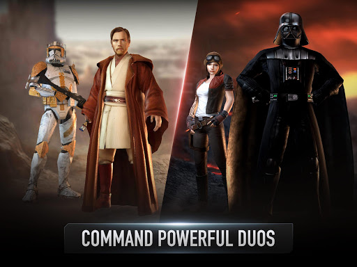 Star Wars™: Force Arena screenshot 13