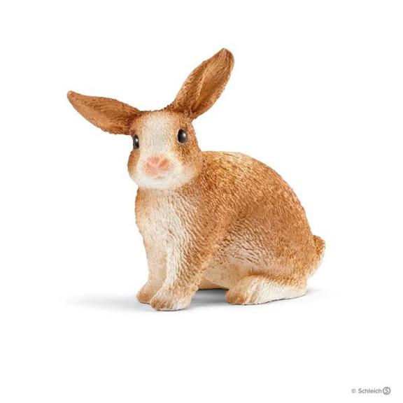 Contenido de Schleich® 13827 Conejo