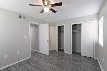 Go to Three Bed, 1.5 Bath Floorplan page.