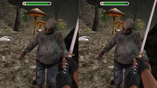 虚拟现实僵尸战士射手