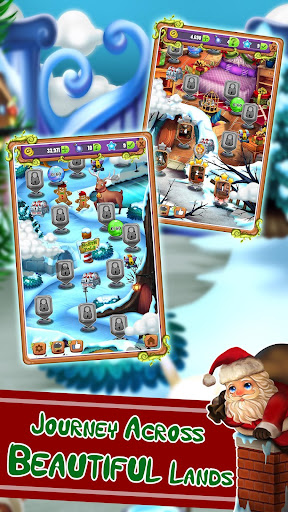 Christmas Mahjong Solitaire: Holiday Fun