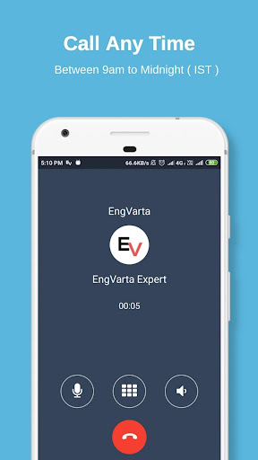 Practice English with Live Experts screenshot 2