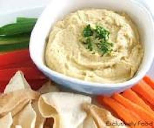 Pearlie Mae's Hummus Recipe