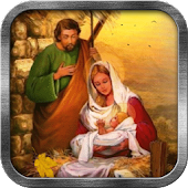 Baby Jesus Live Wallpaper