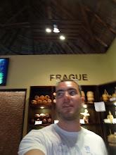 Photo: Jsem doma! V čokoládovym obchodě. Hodně zajímavá byla chili čokoláda.
