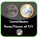 Calculatrice Euros/Francs icon