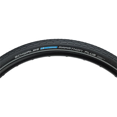 "Schwalbe Marathon Plus Tire 27.5 x 1.50"" Wire Bead Performance Line Endurance  Compound SmartGuard"