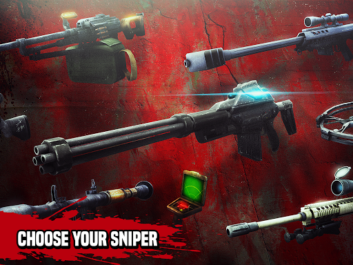 Zombie Hunter Sniper: Last Apocalypse Shooter apkpoly screenshots 10