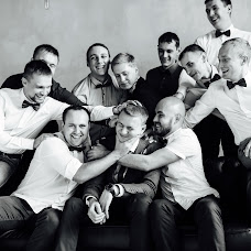 Wedding photographer Anastasiya Tokmakova (antokmakova). Photo of 03.12.2017