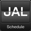 JALライブ壁紙 スケジュール版 icon