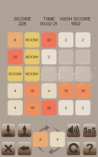 2048 Merged Boom! - náhled