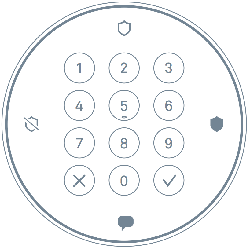 Nest Guard Keypad