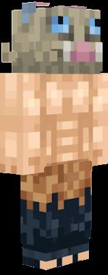 inosuke | Nova Skin