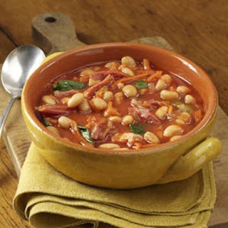 Slow Cooker Yankee Bean Soup