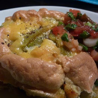 Chile Rellenos Casserole Style