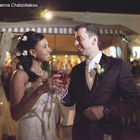 Wedding photographer Ioanna Chatzidiakou (IoannaChatzidia). Photo of 26.04.2016