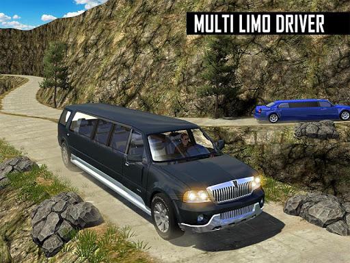 Big City Limo Car Driving Simulator : Taxi Driving 3.8 screenshots 13