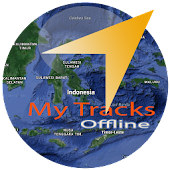 GPS MyTracks Offline