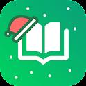 eBoox book reader fb2 epub zip icon